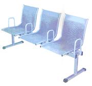 Металлическое кресло « МИНИ» c  подлокотниками.